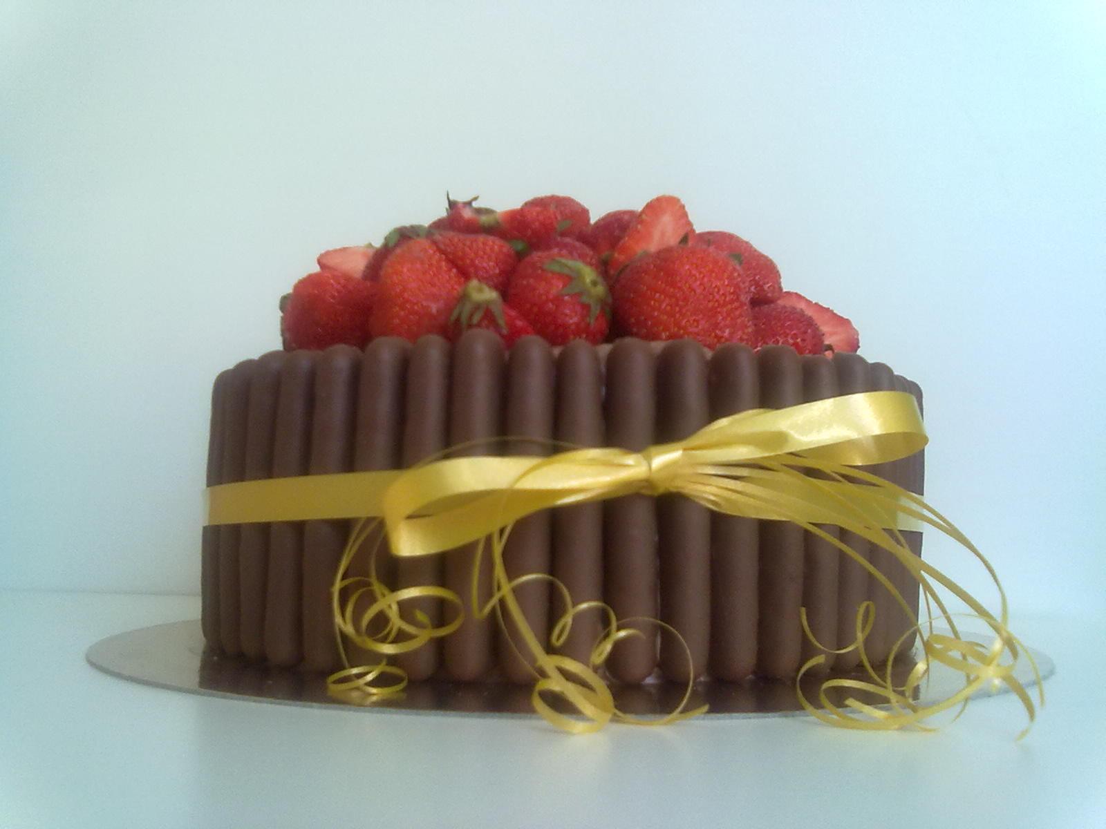tårta till många
