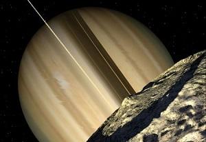 Wow, Inilah 8 Keajaiban yang Dimiliki Tata Surya Herschel Crater