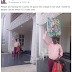 Photos of man who claims to be leaving the country because of APC goes viral
