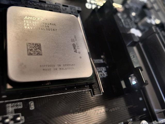 AMD vs Intel. Comparison of Technological Giants
