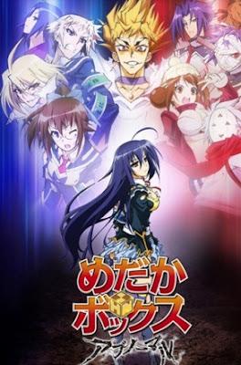 Medaka Box Abnormal (Season 2) Episode 1 - 12 English Sub Batch [720p] Download Free