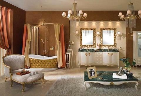 baño victoriano