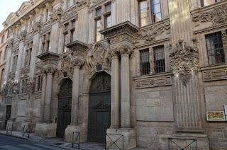 Toulouse. Hôtel de Bagis