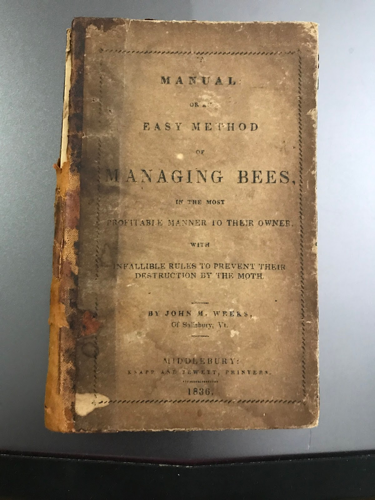 Beekeeping Collectibles And Rare Books By Eco Bee Box