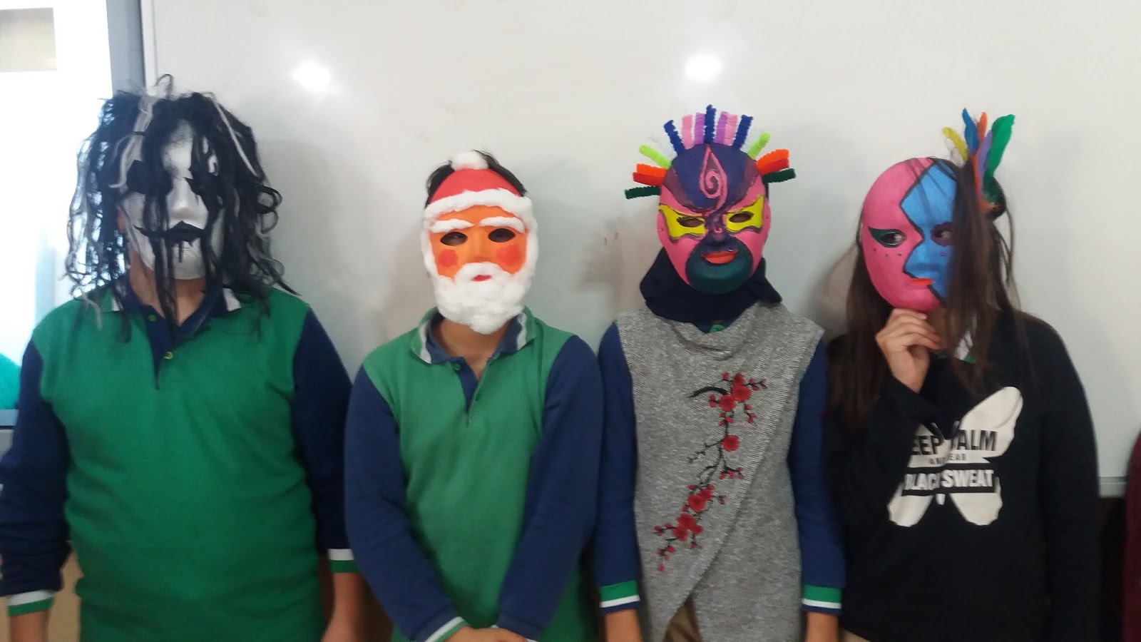 Madanoğlu Görsel Sanatlar 6 Sınıf Maske