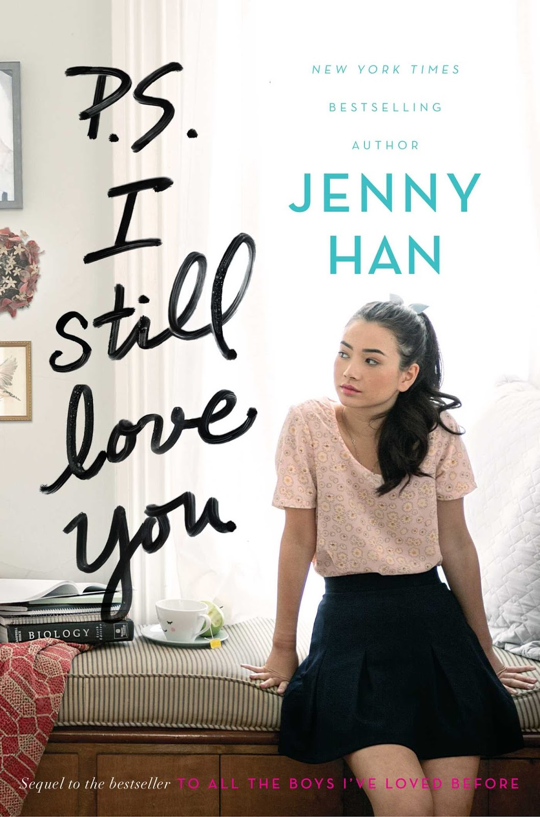 P.S. I Still Love You Jenny Han cover To All The Boys I've Loved Before