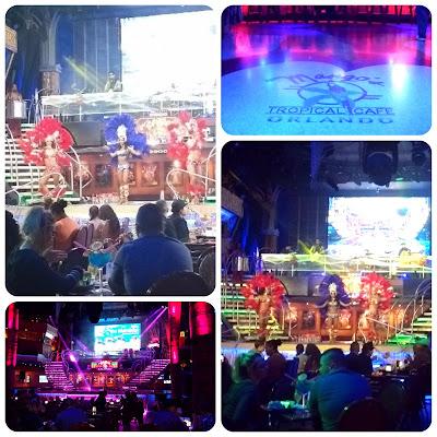 Show do Mango's Tropical Cafe - Orlando