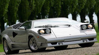 Dream Fantasy Cars-25th Anniversary Countach