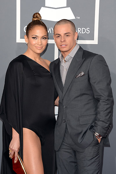 Jennifer Lopez and Casper Smart would marry