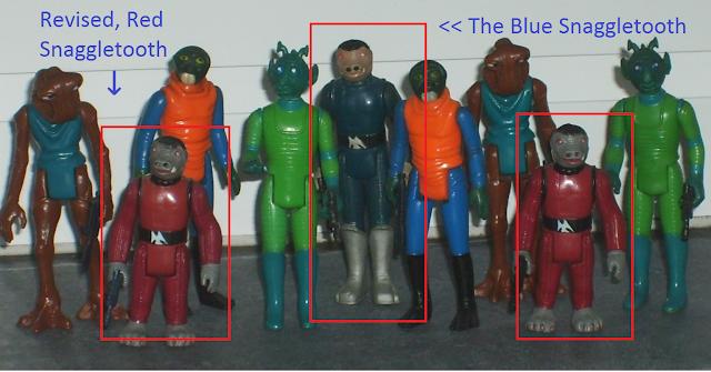 snaggletooth figurines