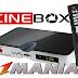 Cinebox Fantasia Maxx Dual Core Atualização - 22/08/2017