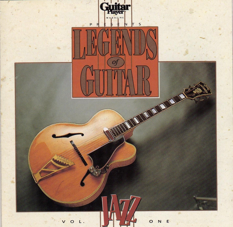 Jazz Rock Fusion Guitar: Various Artists - 1990 Guitar ...
