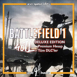 battlefield 1 hesap satın al