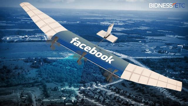 Facebook's Drone