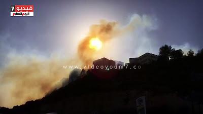 بالفيديو-حرائق-إسرائيل-تشل-الحياة-العامة-و-فرق-الإطفاء-تفشل-فى-إخمادها-كالتشر-عربية