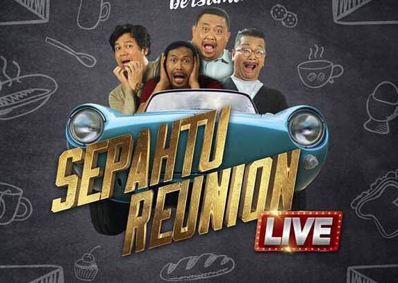 Live Streaming Sepahtu Reunion Live 2017 Minggu 3