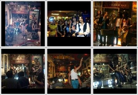 CLASSIC ROCK CAFE: Menikmati Sajian Musik 'Rock Lawas' Di Bandung