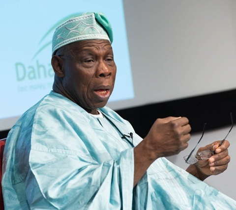 Obasanjo's advice on how to ease the prevailing economic hardship in Nigeria