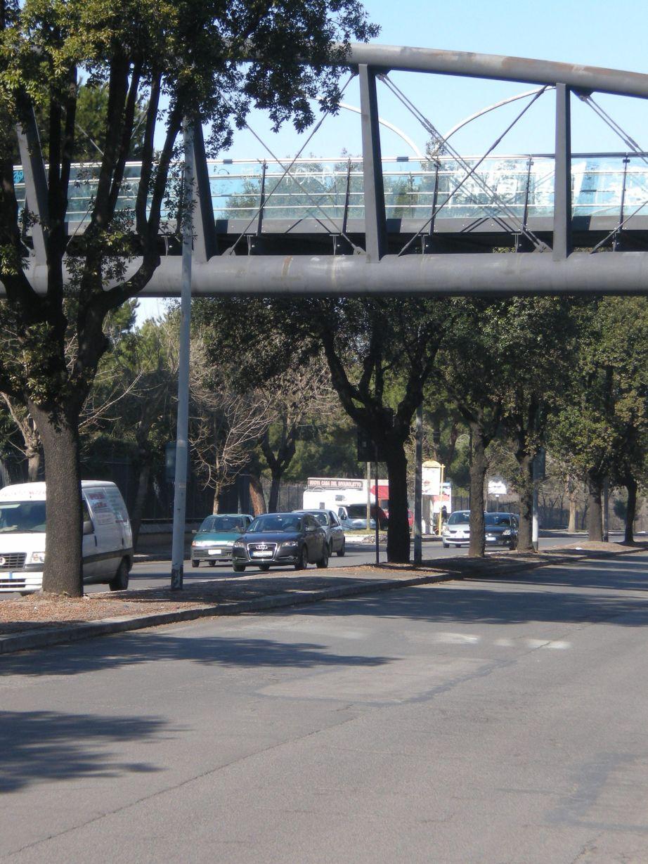 Basta cartelloni dicembre 2012 for Via leone xiii roma