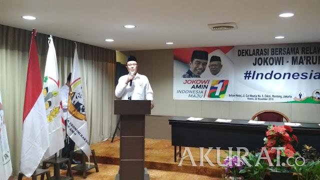 Terbukti Kerja Nyata, Koper Jomin Dukung Jokowi Dua Periode