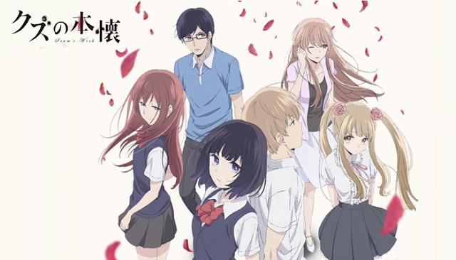 Download Kuzu no Honkai Subtitle Indonesia