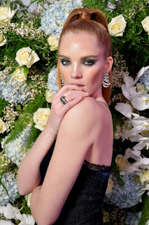 Alexina Graham At Sidaction Gala Dinner In Paris