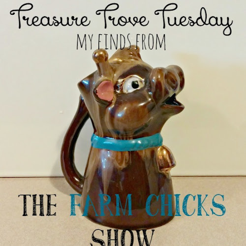 Treasure Trove Tuesday - My Finds From The Farm Chicks Show