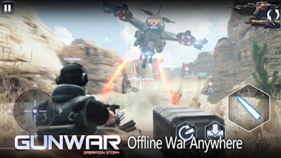 Gun War: Shooting Games Apk Download (Latest For Android)