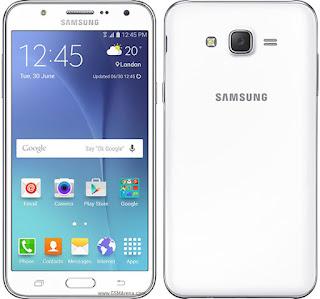 Harga Samsung Galaxy J5 Spesifikasi 5 MP Kamera Depan dengan LED flash