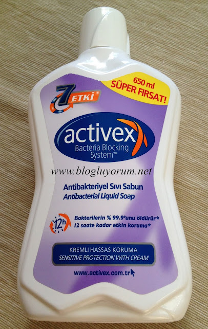 activex sıvı sabun