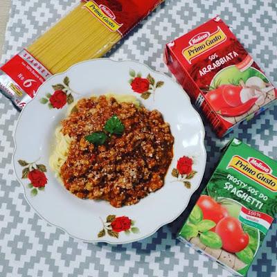 Spaghetti - najlepsze pod słońcem ! :)