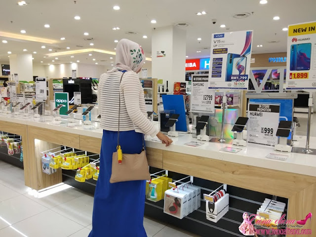 Bahagian Elektrikal / Gadjet di  LuLu Hypermarket Kuala Lumpur