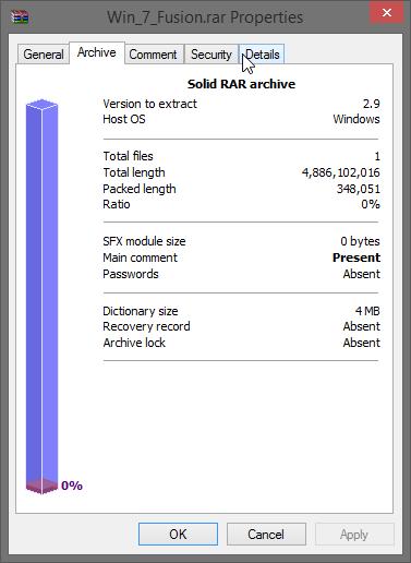 วิธีตั้งค่า WinRAR วิธีบีบอัดไฟล์ winrar ให้เล็กที่สุด จาก 4.54GB เหลือ 340KB!!