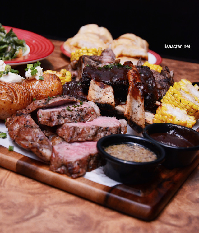 The BOSS Platter - RM249.90
