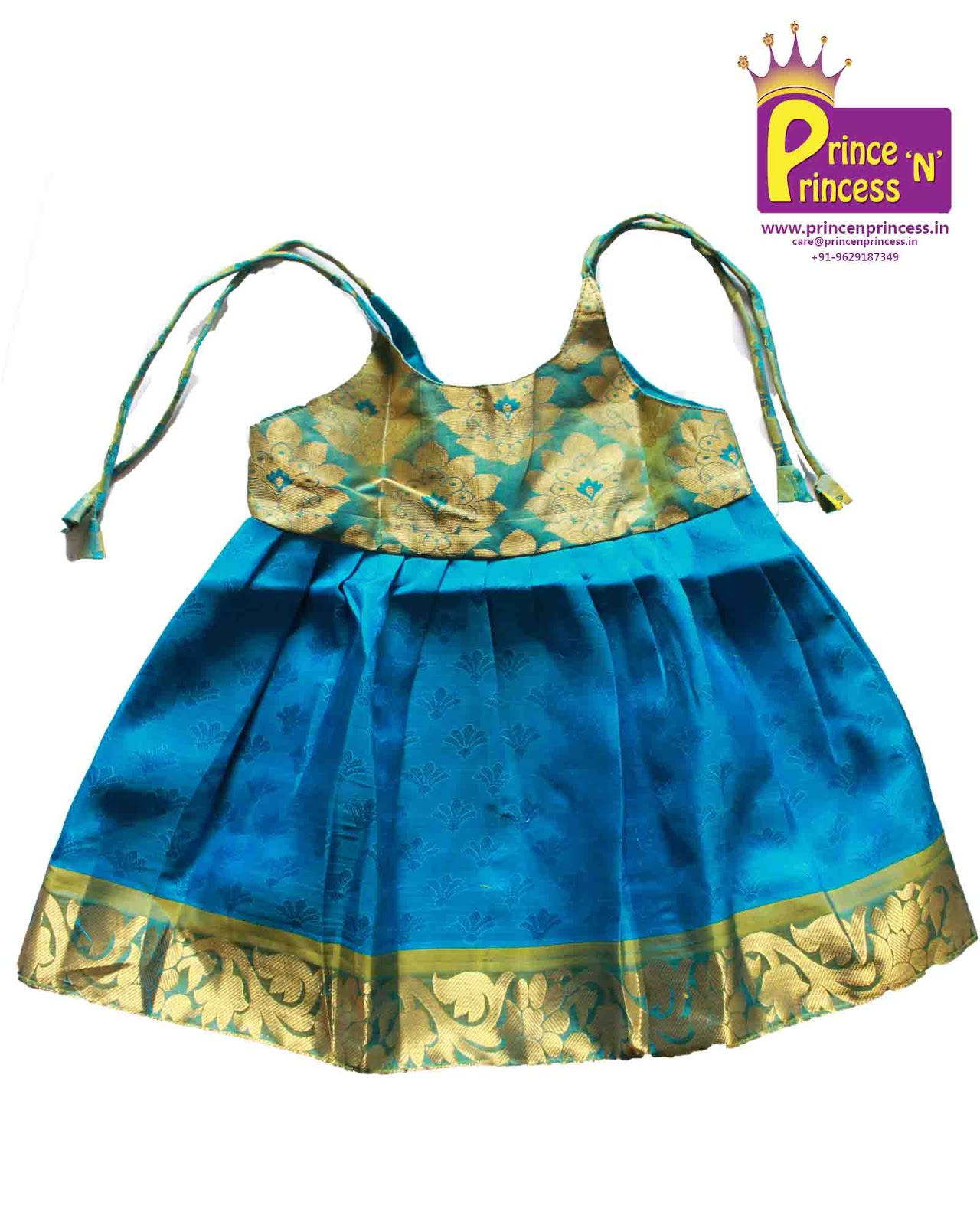www.princenprincess.in – Page 3 – Cute Kids Wear : Pattu Pavadai ...