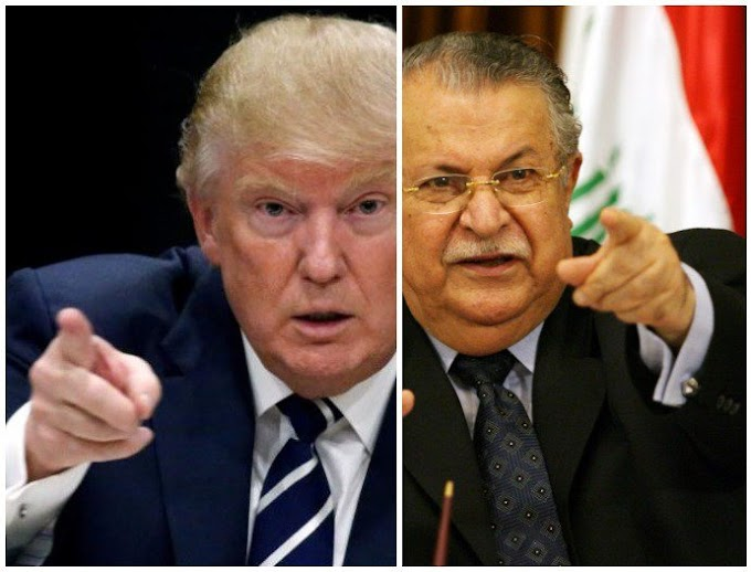 Iraq Fires Back At Trump, Bans U.S Citizens From Entering Their Country
