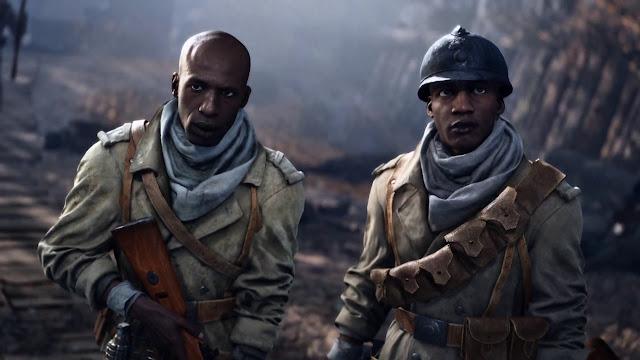 الكشف عن أكثر من 27 دقيقة لطريقة اللعب داخل طور القصة في لعبة Battlefield V ، لنشاهد من هنا ..