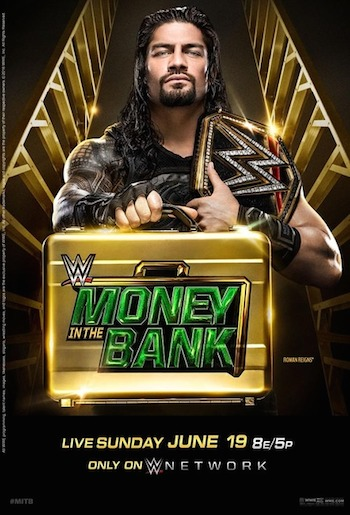 WWE Money In The Bank 2016 PPV Download