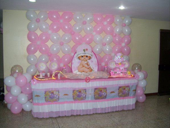 Full Rumbitas Baby Shower DECORACIONES