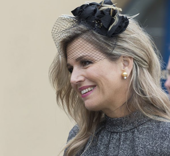 Queen Maxima Has Been Discharged From Bronovo Hospital