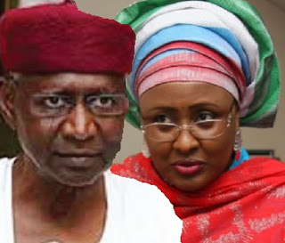 Abba Kyari and Aisha Buhari Fights
