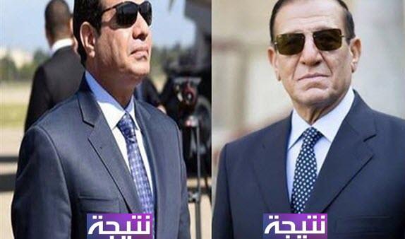 مقارنة مثيرة بين السيسى وسامى عنان فى انتخابات الرئاسة المصرية 2018
