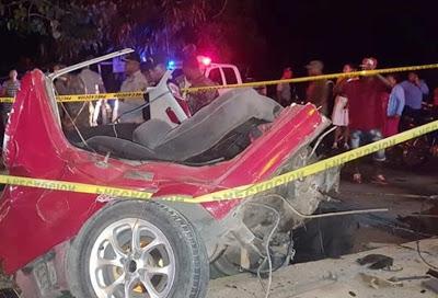 Accidente deja dos muertos y dos heridos en San Cristóbal