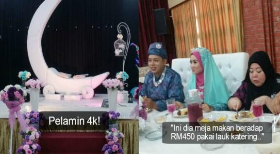 Memilukan! Mempelai Yang Ditipu Wedding Organizer Ini Ingatkan Netizen Agar Tidak Mengalaminya