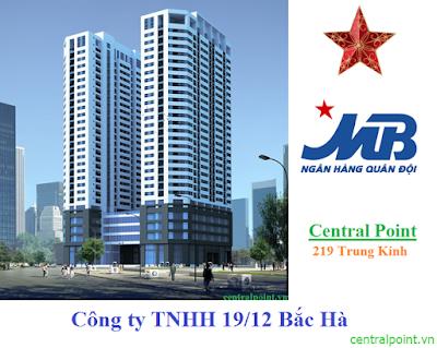 Chủ đầu tư chung cư Central Point Trung Kính