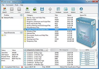 Disk Sorter Ultimate 10.8.12 Full Version
