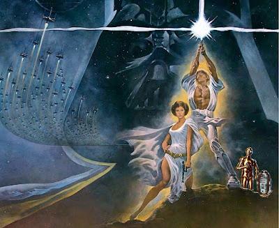 ¿Es Star Wars ciencia ficción?