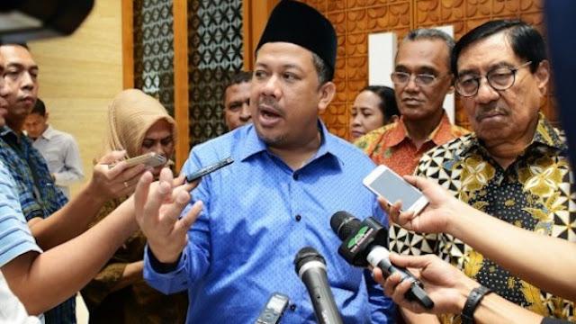 Elite yang Dukung Prabowo Diancam, Fahri Hamzah Sebut Ada Positifnya