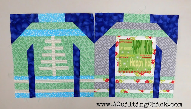 A Quilting Chick - Ugly Christmas Sweaters