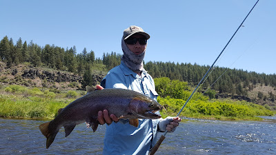 Klamath Basin Fly Fishing